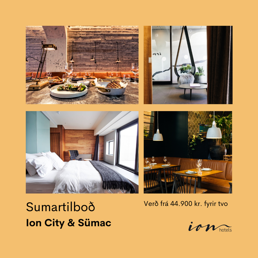 Sumartilboð Sümac / ION City