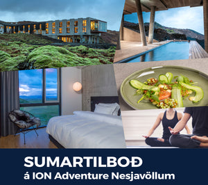Sumartilboð á ION Adventure