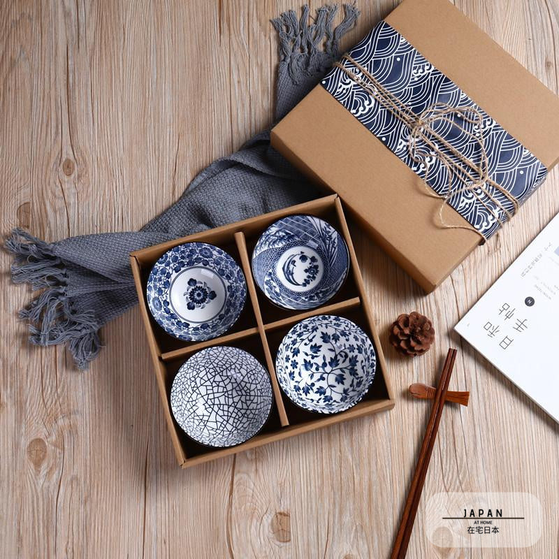Coffret de bols collection « Niikura »