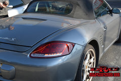 Porsche 987 LED Tail Light Upgrades For Boxster and Cayman 2005-2008