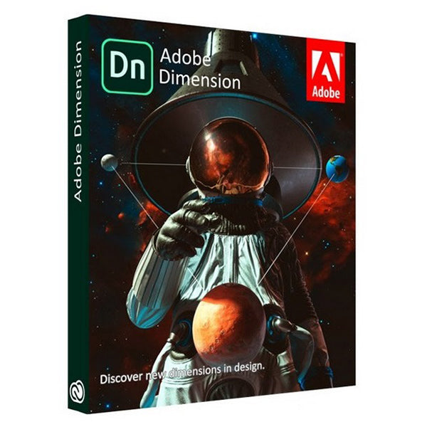 Get started with Adobe Dimension CC