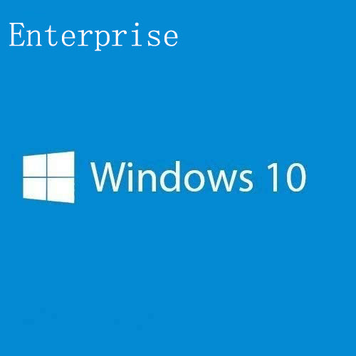 Windows 10 Enterprise Key Lifetime 32/64 Bit with Download Link(Not CD)