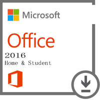 Microsoft Office Home & Student 2016 Key Lifetime 32/64 Bit with Download Link(Not CD)