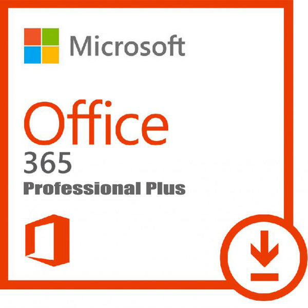 Microsoft Office 365 Pro Plus Product Lifetime Subscription for 5 Devices (Not CD)