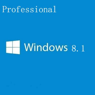 Windows 8.1 Professional Key Lifetime 32/64 Bit with Download Link(Not CD)