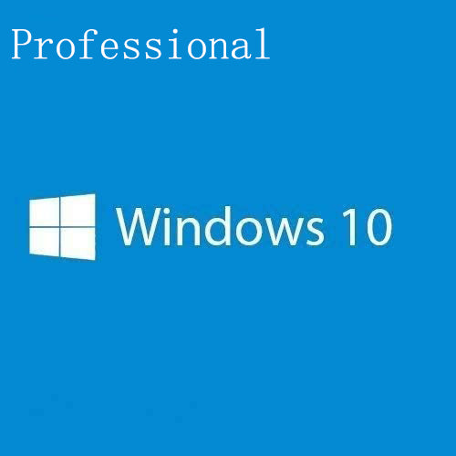 Windows 10 Professional Digital Key Lifetime 32/64 Bit with Download Link(Not CD)