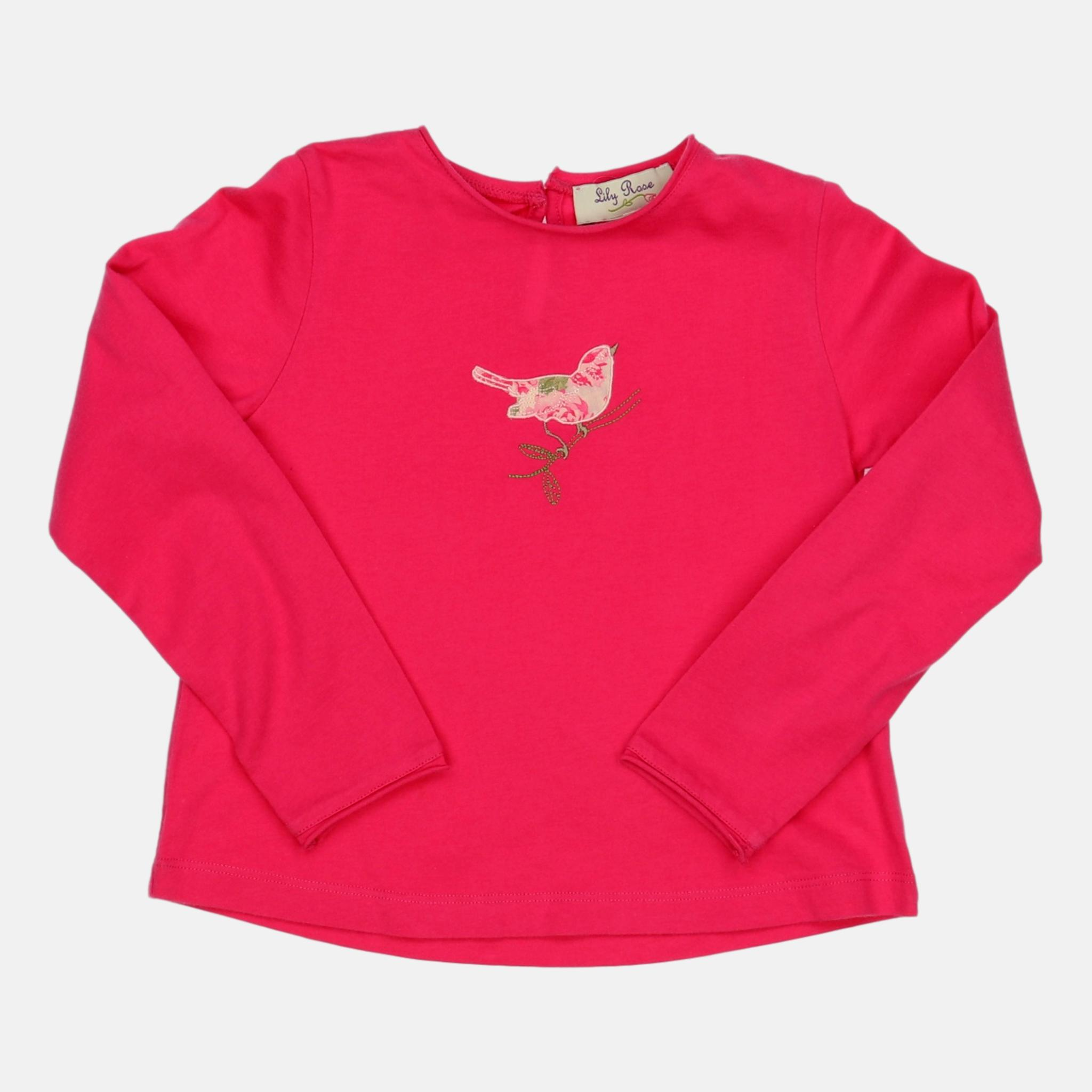 Long Sleeve T-Shirt, 4-5 years