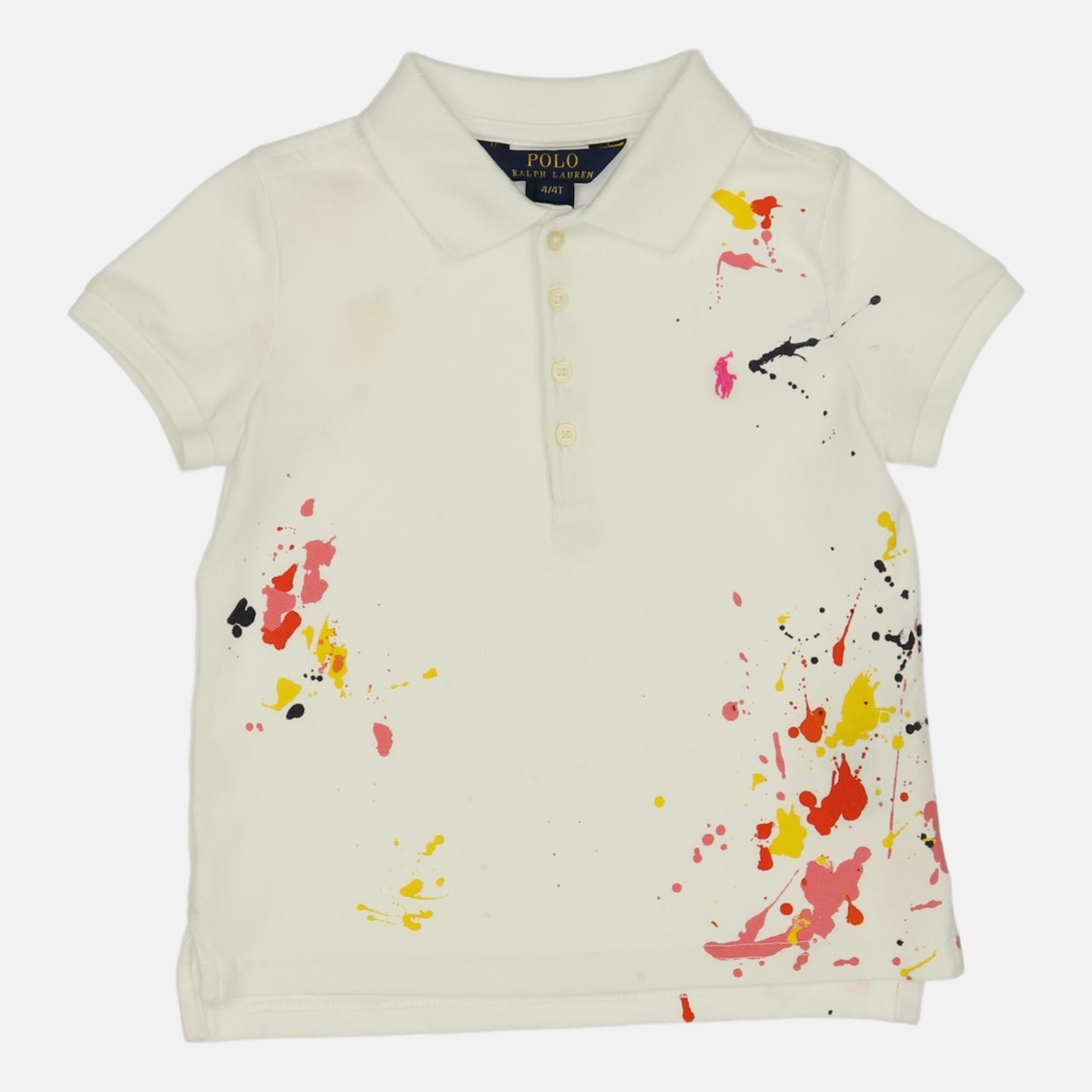 Polo Shirt, 4-5 years