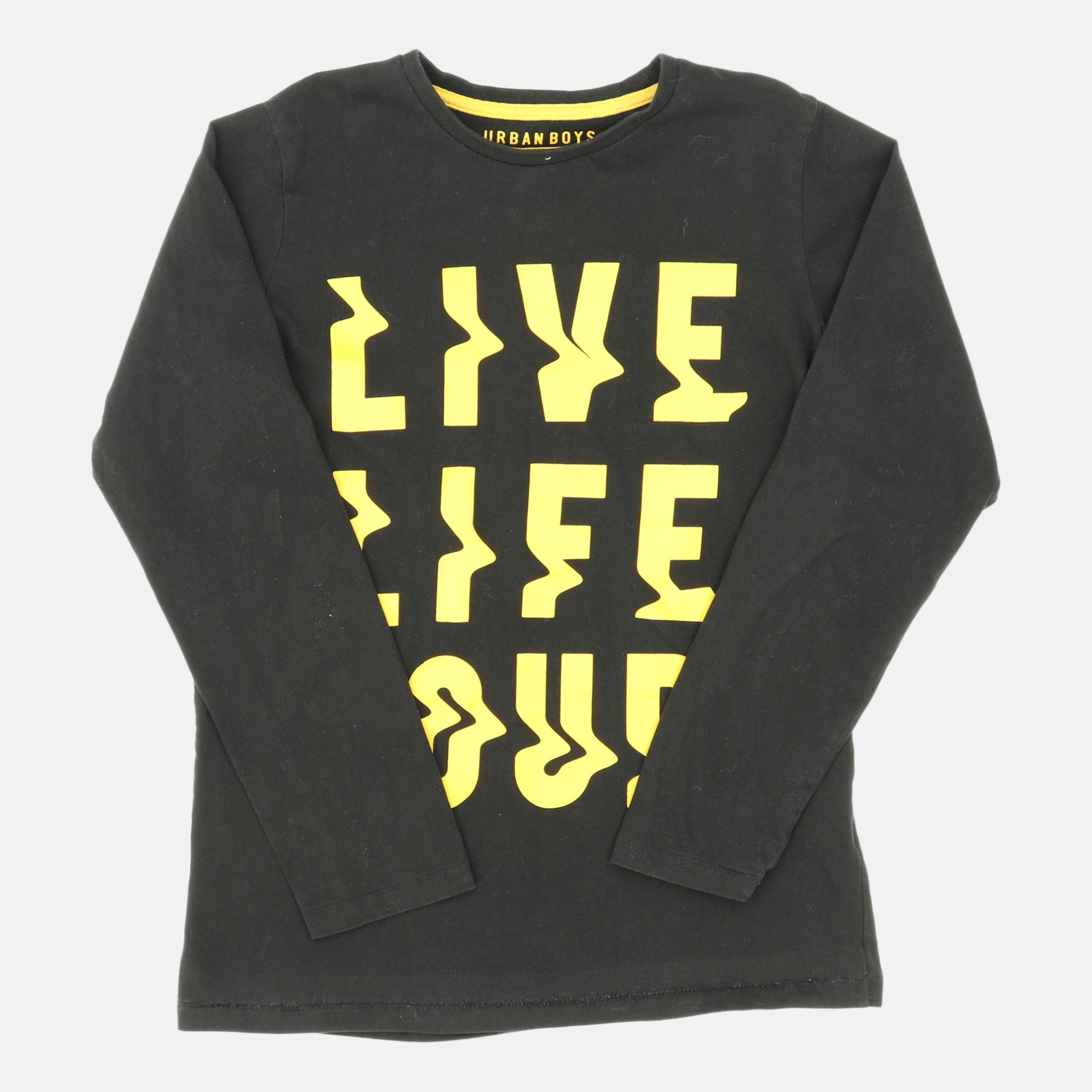 Long Sleeve T-Shirt, 11-12 Years