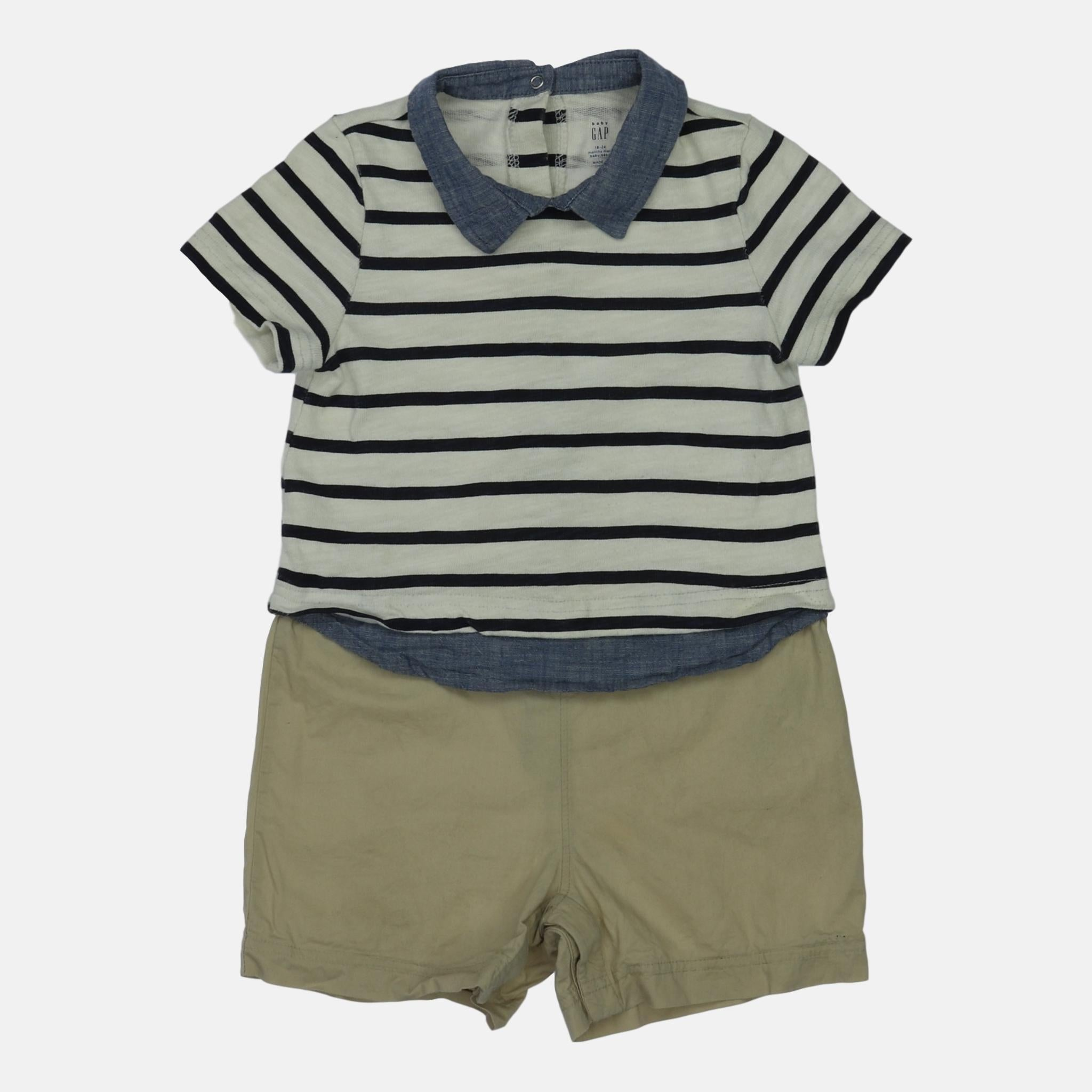 Playsuit, 18-24 Months