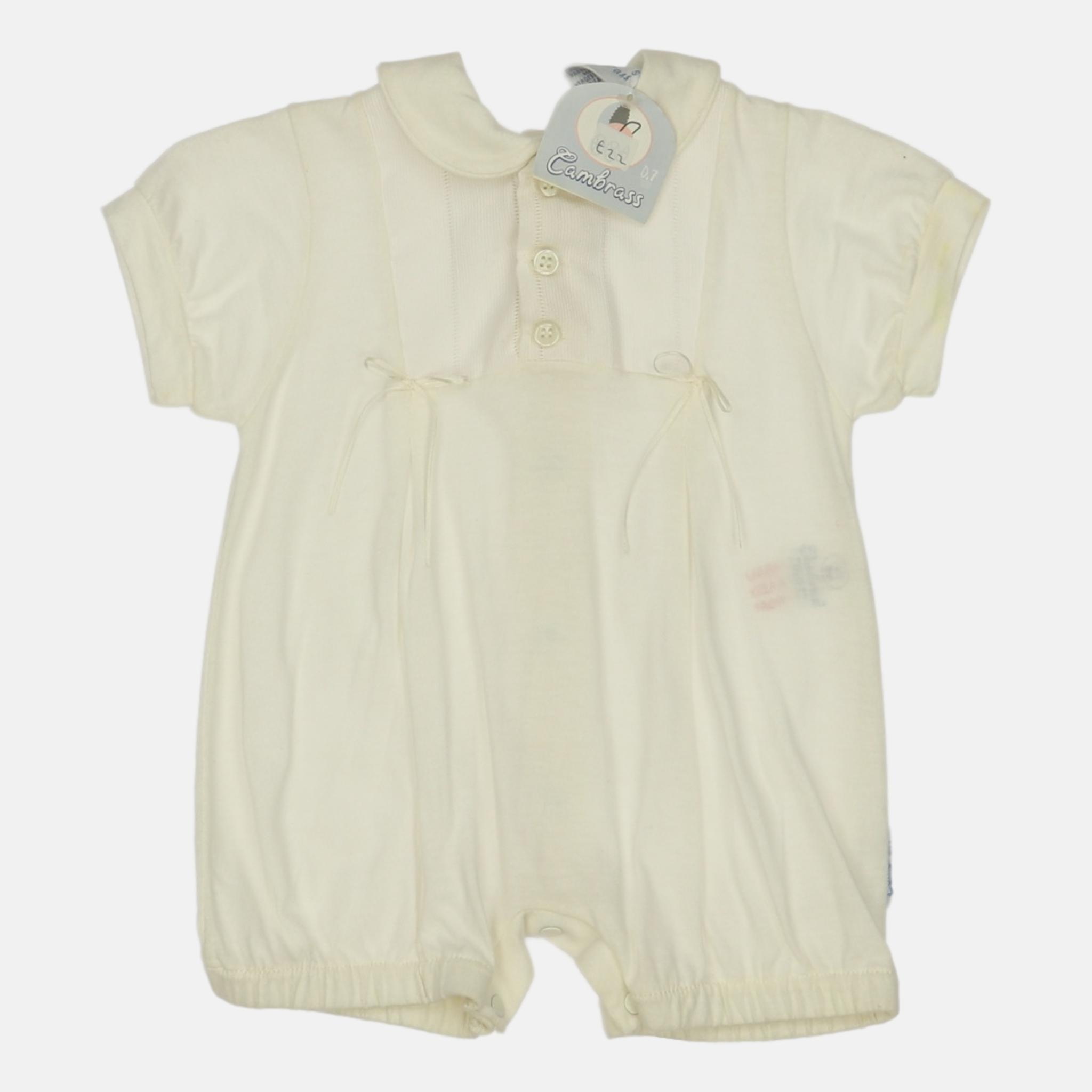 Playsuit, 0-3 Months