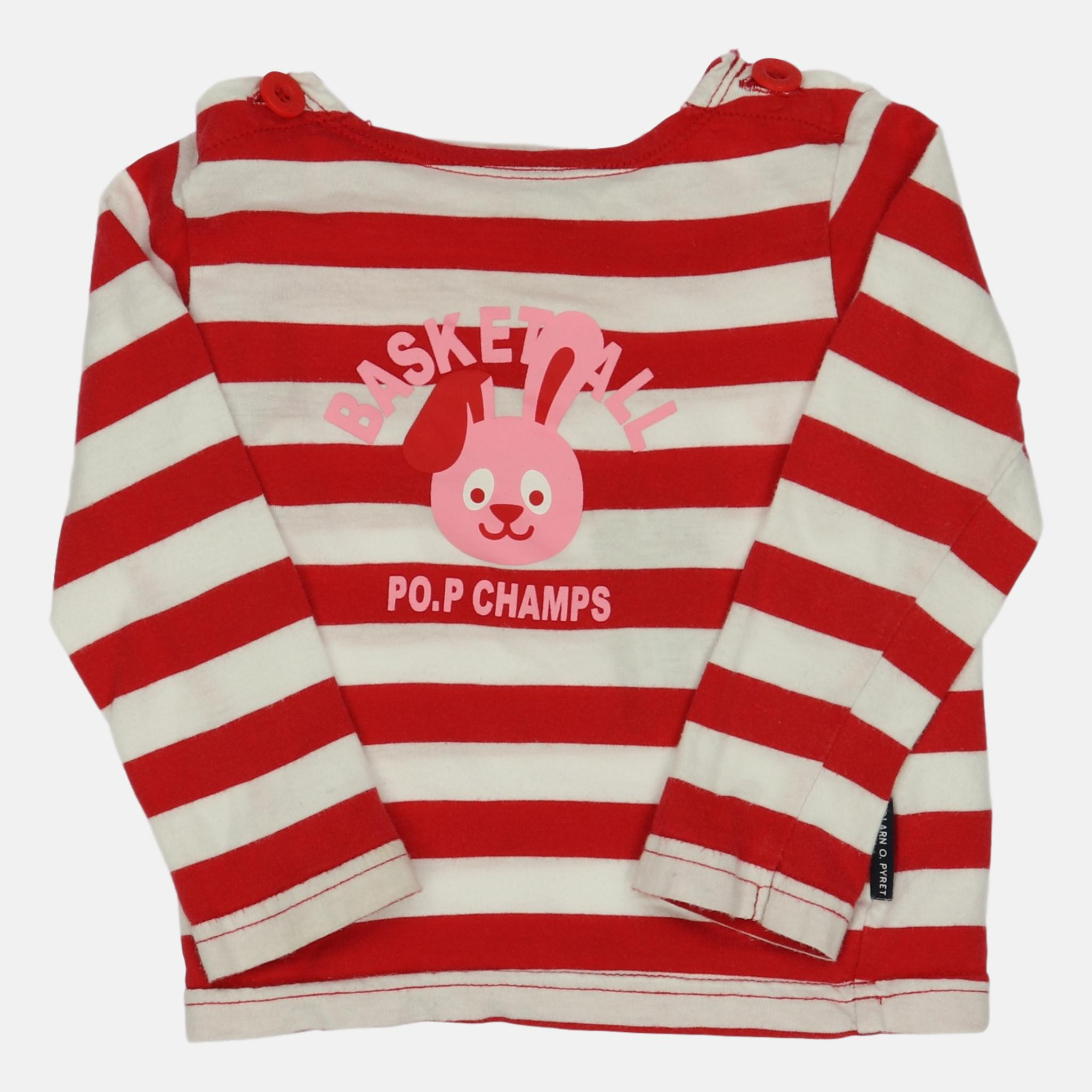 Long Sleeve T-Shirt, 3-6 Months