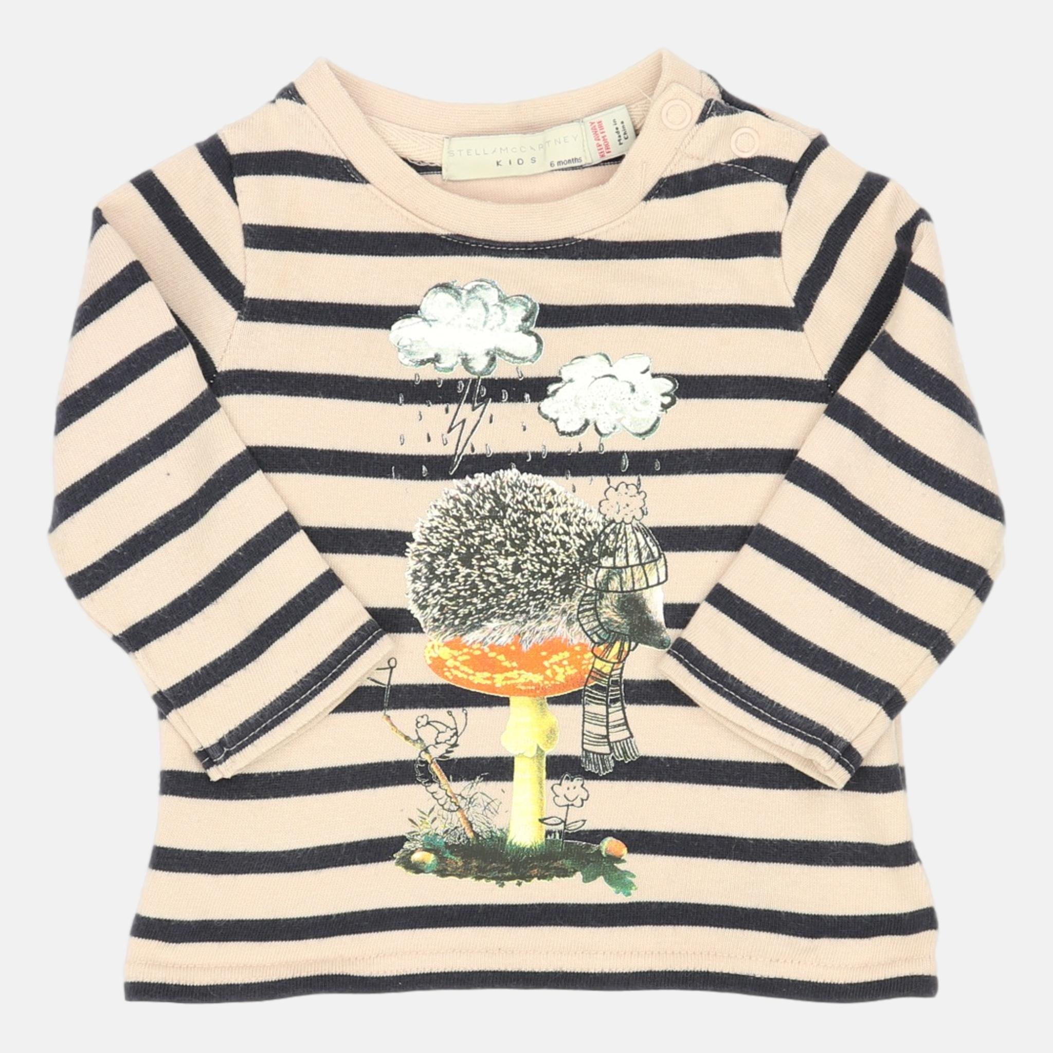 Long Sleeve T-Shirt, 6-9 Months