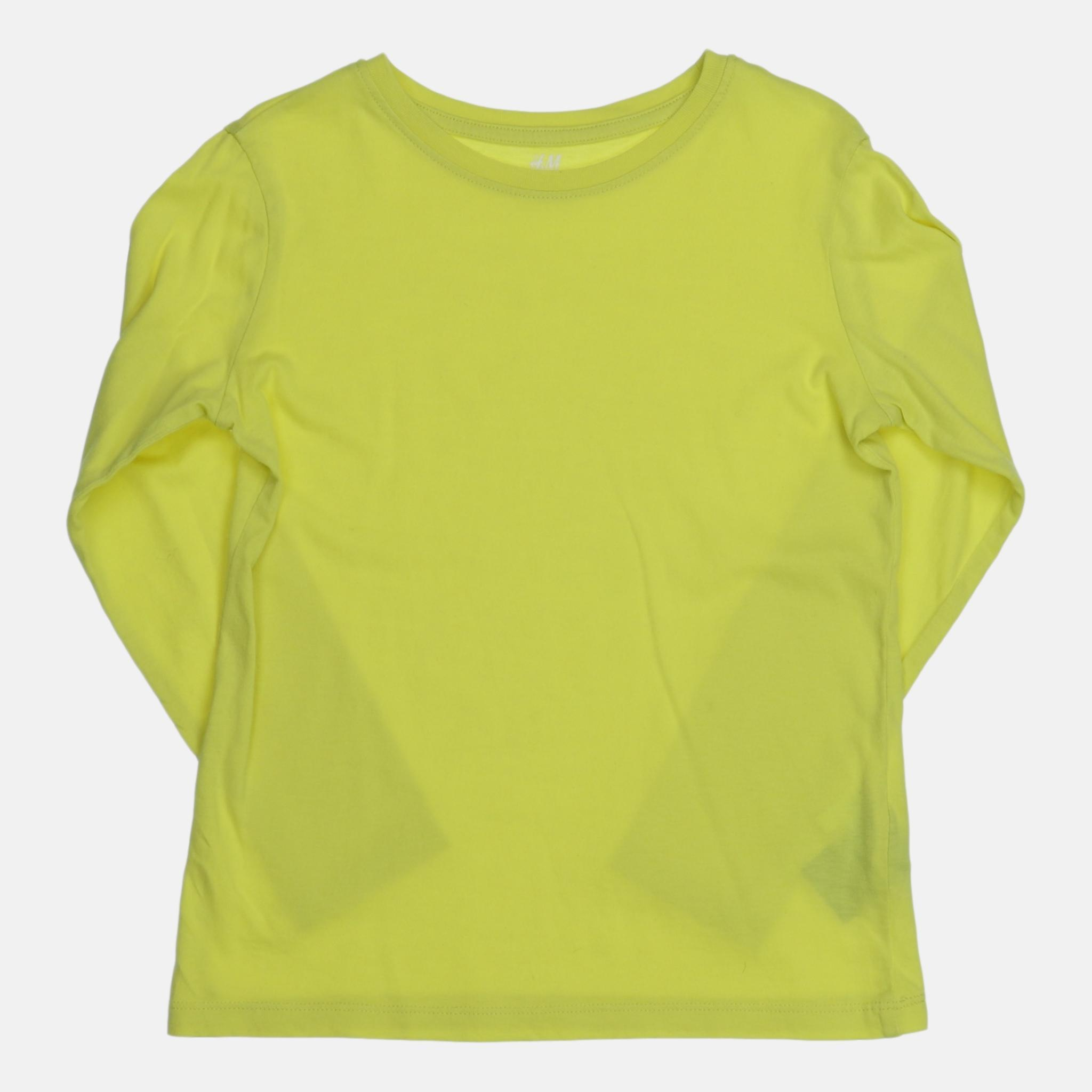 Long Sleeve T-Shirt, 7-8 Years