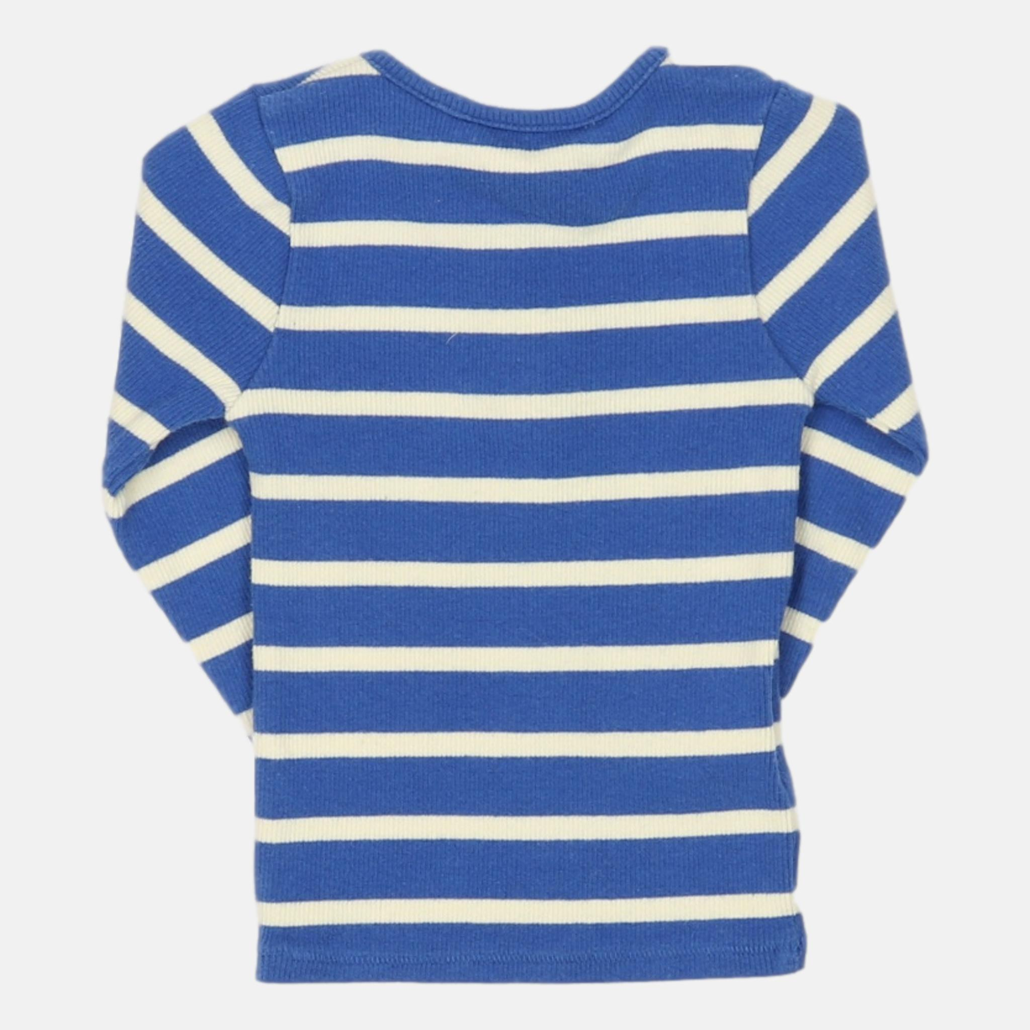 Long Sleeve T-Shirt, 0-3 Months