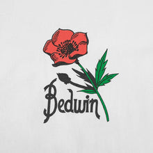 "Load image into Gallery viewer, Bedwin & The Hearbreakers S/S Print Tee ""Rudy"""