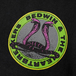 "Bedwin & The Hearbreakers L/S Print Tee ""Morris"""