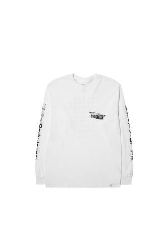 "Bedwin & The Heartbreakers L/S Print Tee ""Keith"""
