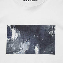 Load image into Gallery viewer, Denim By Vanquish & Fragment Denim Print Long Sleeves Tee