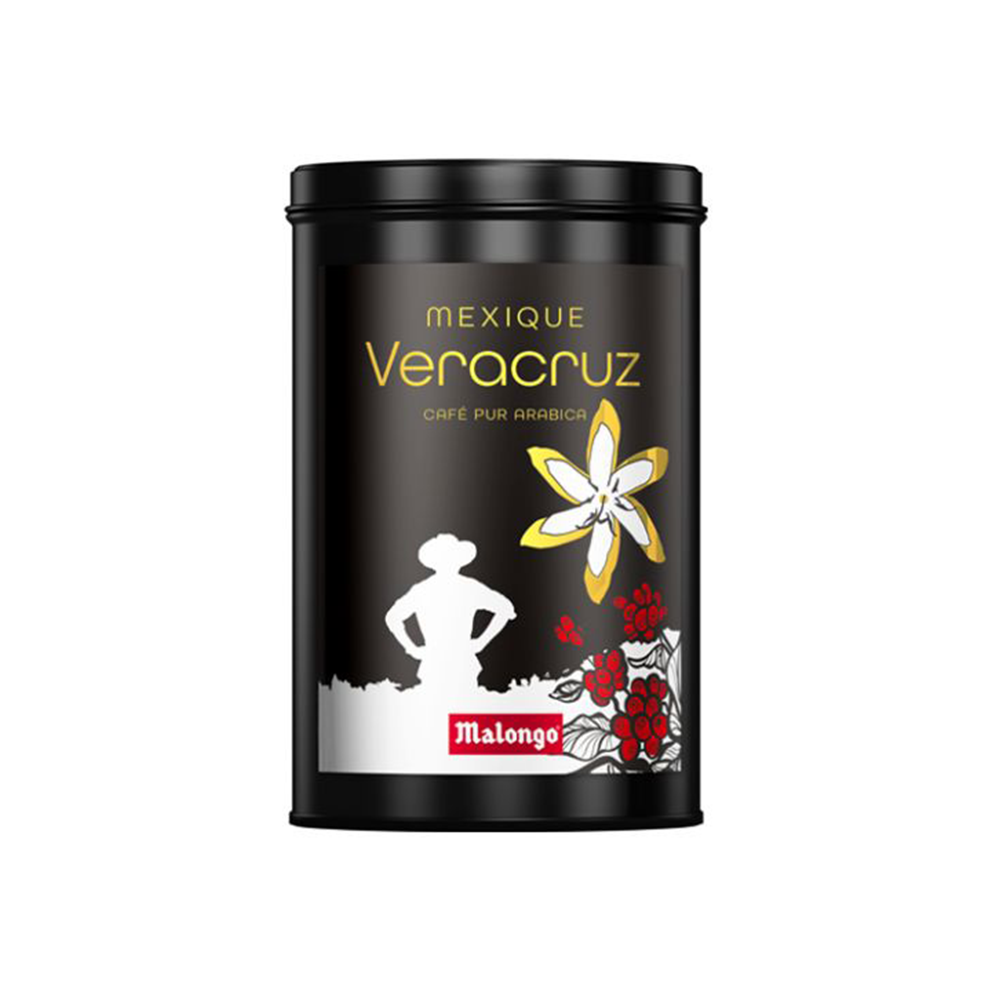 Malongo Mexico Veracruz Ground Coffee