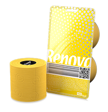 Load image into Gallery viewer, Renova Toilet Paper 2 rolls x 18 Pack