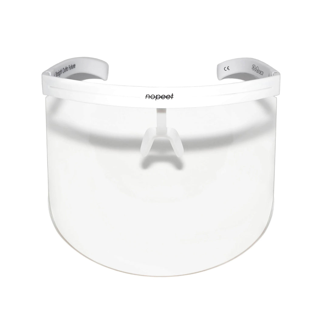 Nopeet Da Face Shield Max White