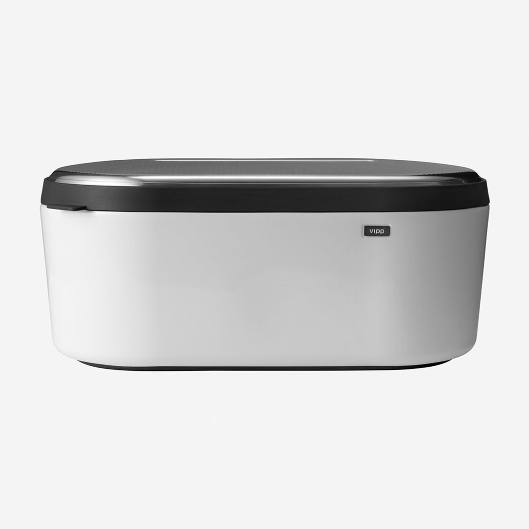 Vipp 270 Bread Box in White