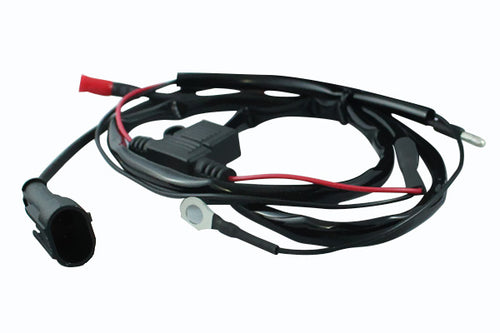 2.0 Softail-Dyna Plug & Play Wiring Harness ST-22 for Harley Davidson Dyna & Softail motor bikes. UltraCool ST-22B.