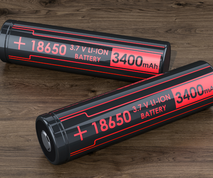 What is the best 18650 battery?