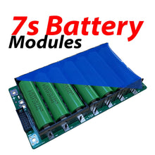 Load image into Gallery viewer, 7S 24v Battery Modules - New ICR18650-26JM cells 001