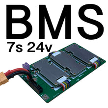 Load image into Gallery viewer, 7s BMS Module 50A-60A-1200W 001