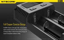 Load image into Gallery viewer, New Nitecore i2 Intellicharger 011