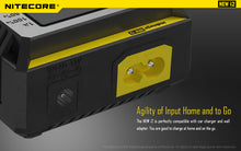 Load image into Gallery viewer, New Nitecore i2 Intellicharger 012