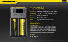 Load image into Gallery viewer, New Nitecore i2 Intellicharger 014