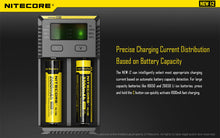 Load image into Gallery viewer, New Nitecore i2 Intellicharger 003