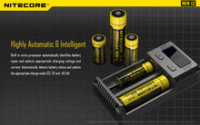 Load image into Gallery viewer, New Nitecore i2 Intellicharger 004