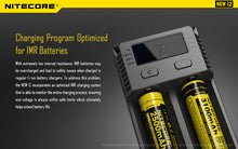 Load image into Gallery viewer, New Nitecore i2 Intellicharger 006