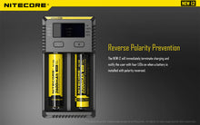 Load image into Gallery viewer, New Nitecore i2 Intellicharger 007