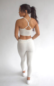 Icy Blue Legging Set
