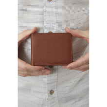 Load image into Gallery viewer, Evan Vegan Leather Bi-Fold Wallet