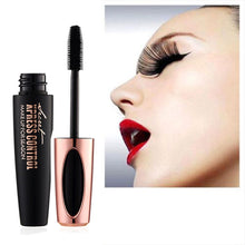 Load image into Gallery viewer, Eyelash Mascara 4D Silk Fiber Long Curling Black