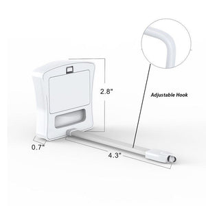 Smart Bathroom Toilet LED Light