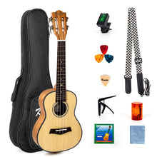 Load image into Gallery viewer, Kmise Concert Ukulele 23 inch
