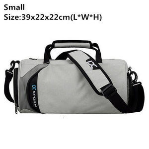 Men's Waterproof Gym and Fitness Travel Bag