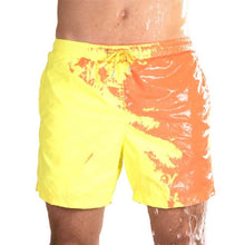 Load image into Gallery viewer, Color Change Men's Swimshorts