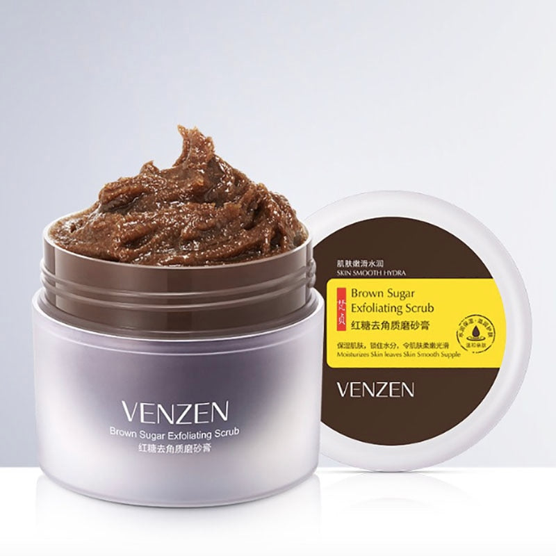 Brown Sugar Deep Exfoliator Gel Scrub