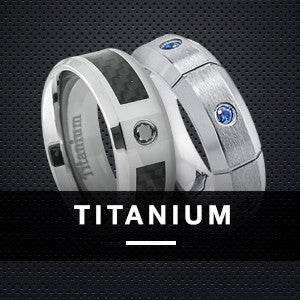 Shop Titanium Rings