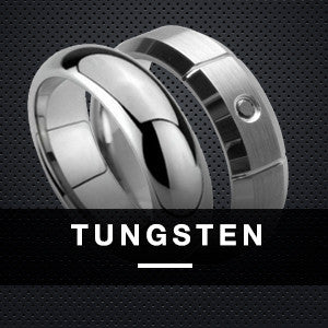 Shop Tungsten Carbide Rings