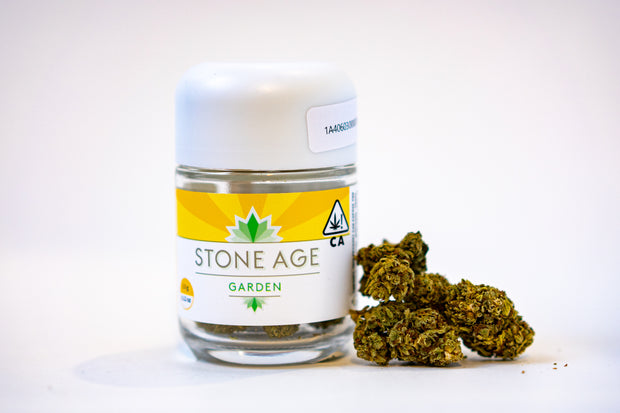 Stone Age | Flower | Dance World | 3.5g
