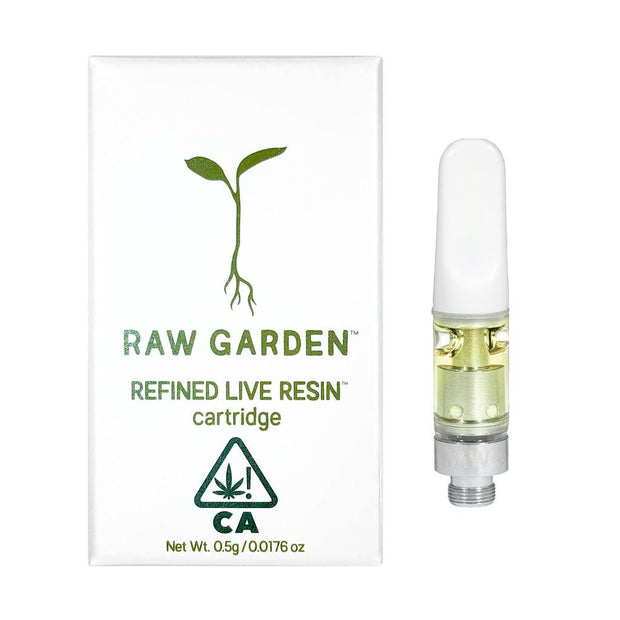 Raw Garden Live Resin Cartridge Sweet Berry Sunrise 0.5g